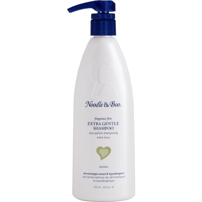 Extra Gentle Shampoo, Fragrance Free - Shampoos - 1