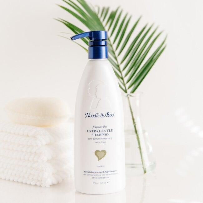 Extra Gentle Shampoo, Fragrance Free