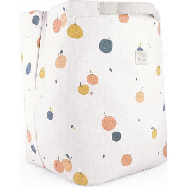 Toy Bag, Beige Fruit - Bags - 1
