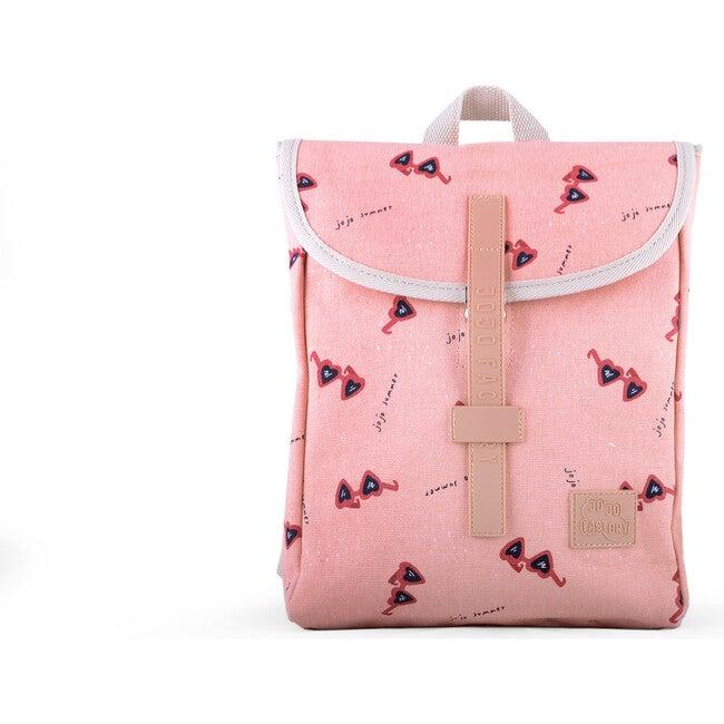 Mini Trek Bag, Pink Glasses