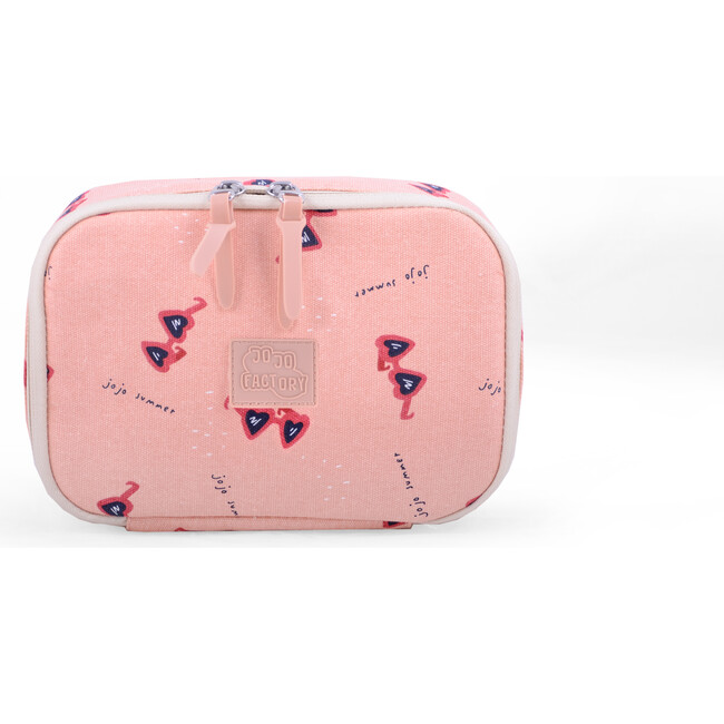 Baby Lunch Bag, Pink Glasses
