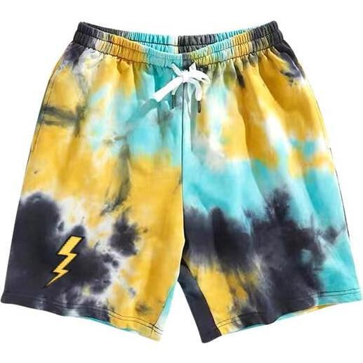 Athletic Short, Tie Dye