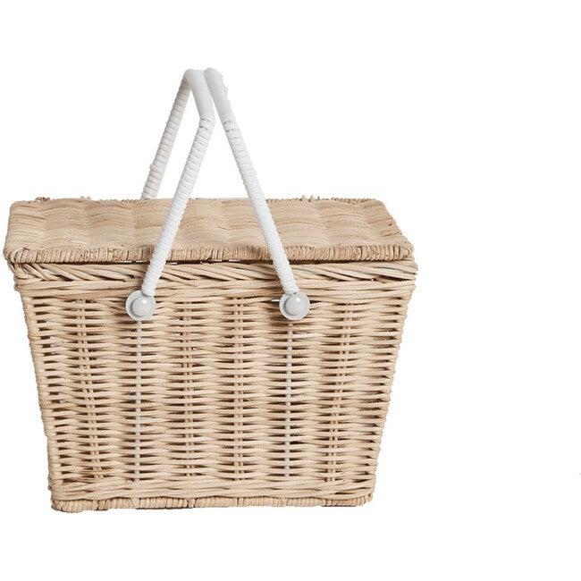 Piki Basket, Straw