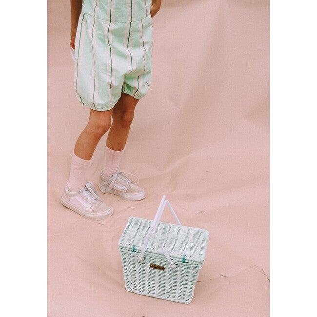 Piki Basket, Mint