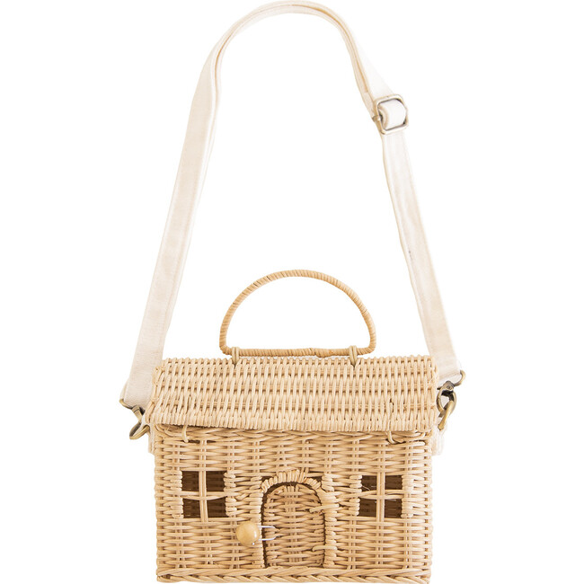 Casa Bag, Straw