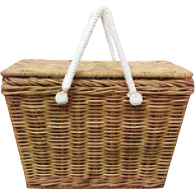 Piki Basket, Natural - Bags - 1