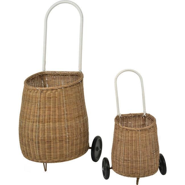 Big Luggy Basket, Natural