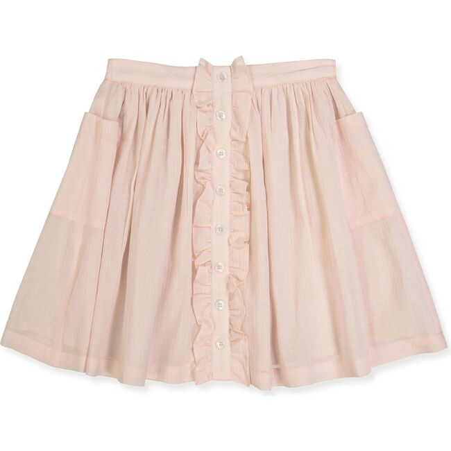 Francine Skirt, Powder Pink - Skirts - 1