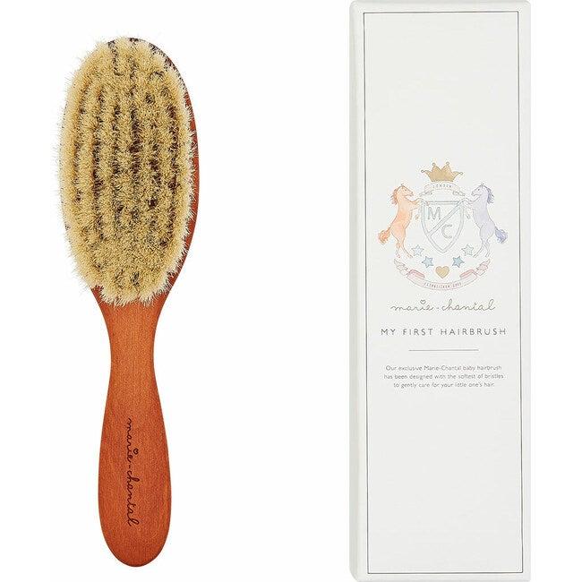 Aristidis Hairbrush with Crest a Box