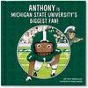 Biggest Fan! Michigan State, Dark Skin Tone - Books - 1 - thumbnail