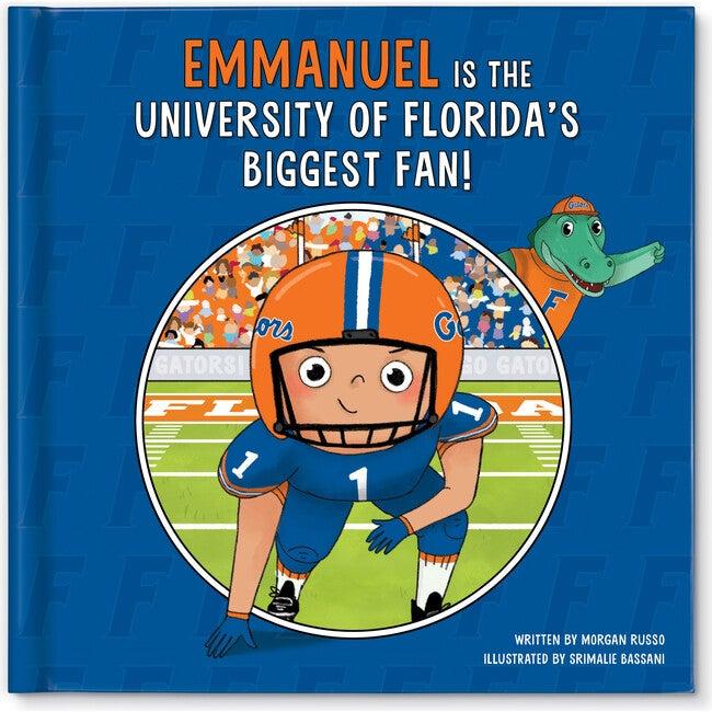 Biggest Fan! University of Florida, Medium Skin Tone