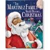 Our Family Night Before Christmas, Medium Skin Santa - Books - 1 - thumbnail