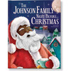 Our Family Night Before Christmas, Dark Skin Santa - Books - 1 - thumbnail