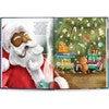 Our Family Night Before Christmas, Dark Skin Santa - Books - 3