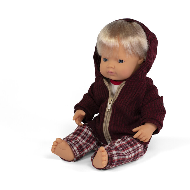 Baby Doll and Clothes, Blonde Boy