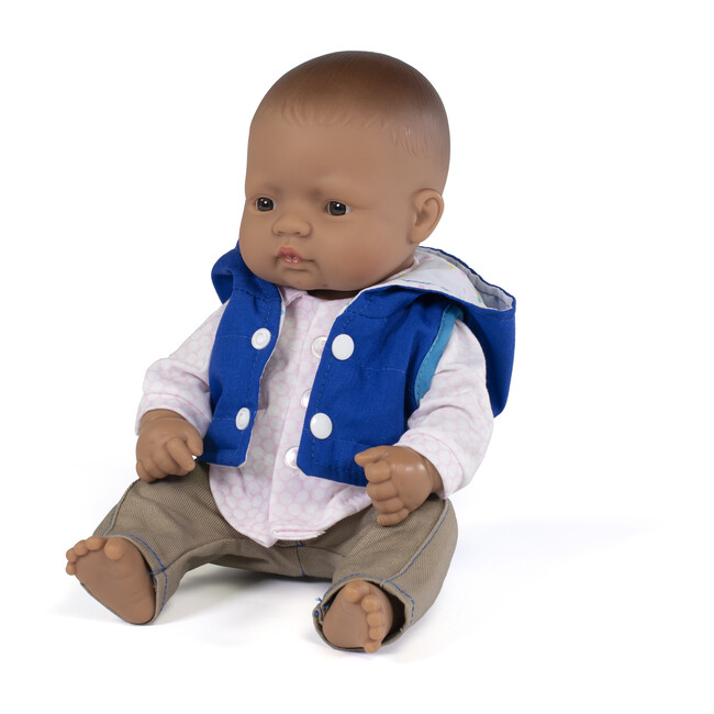 Baby Doll and Clothes, Boy