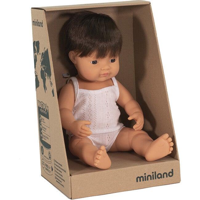 Baby Doll, Caucasian Brunette Boy