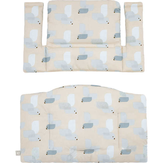 Tripp Trapp® Classic Cushion Birds Blue OCS
