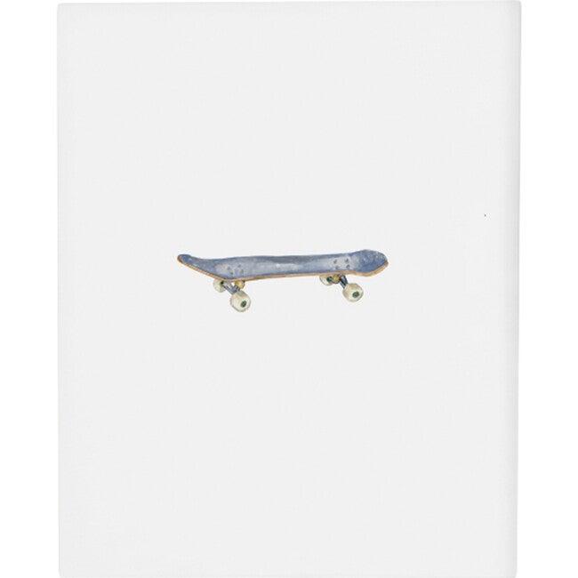 Skateboard Art Print, Unframed