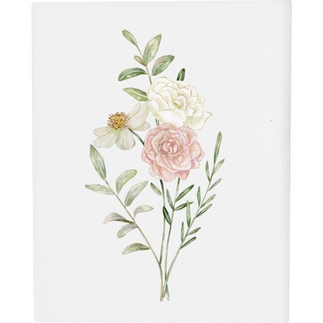 Floral Burst #1 Art Print, Unframed