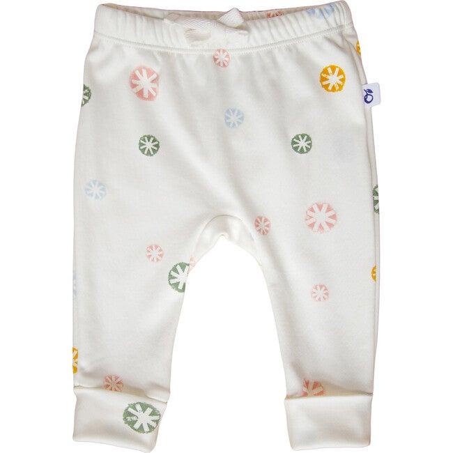 Snowflake Pants, Eco White - Pants - 1