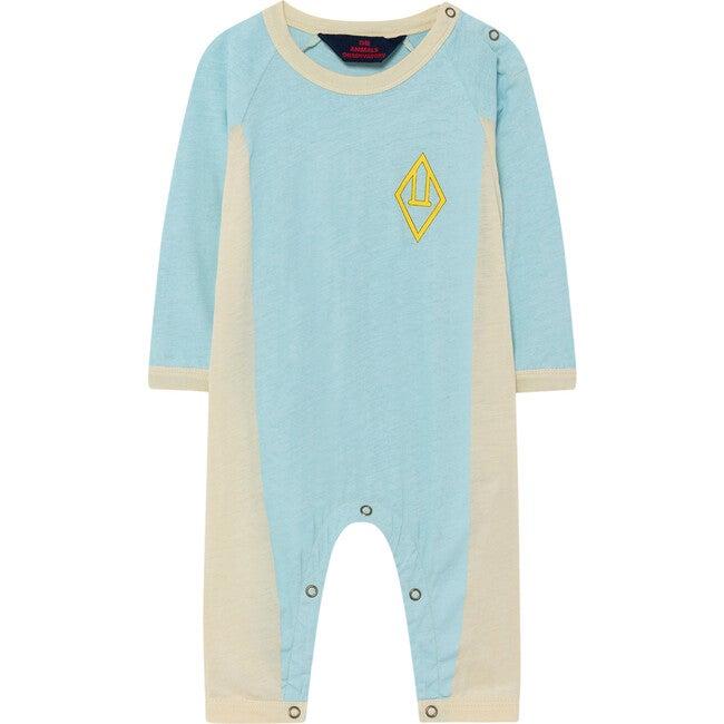 Owl Baby Pajamas, White Stripes