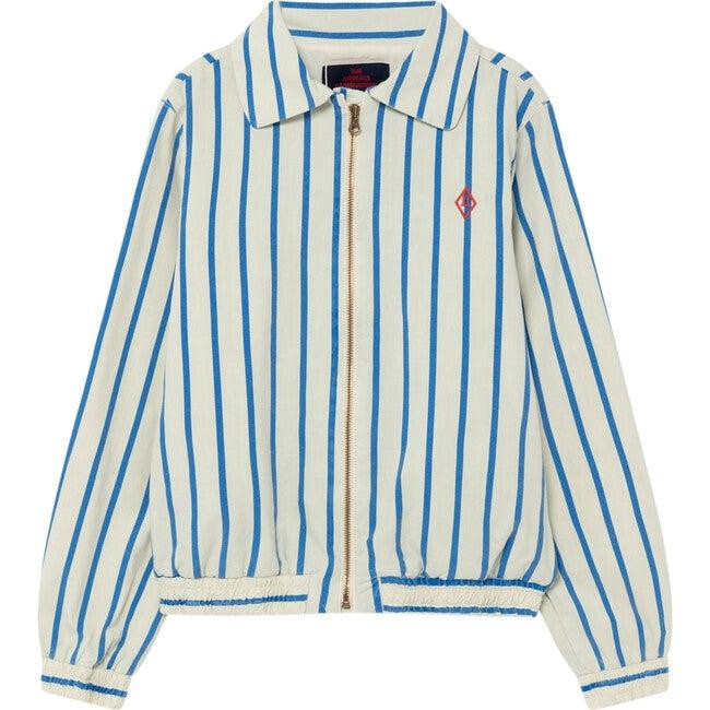 Tiger Jacket, White Stripes