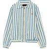 Tiger Jacket, White Stripes - Jackets - 1 - thumbnail