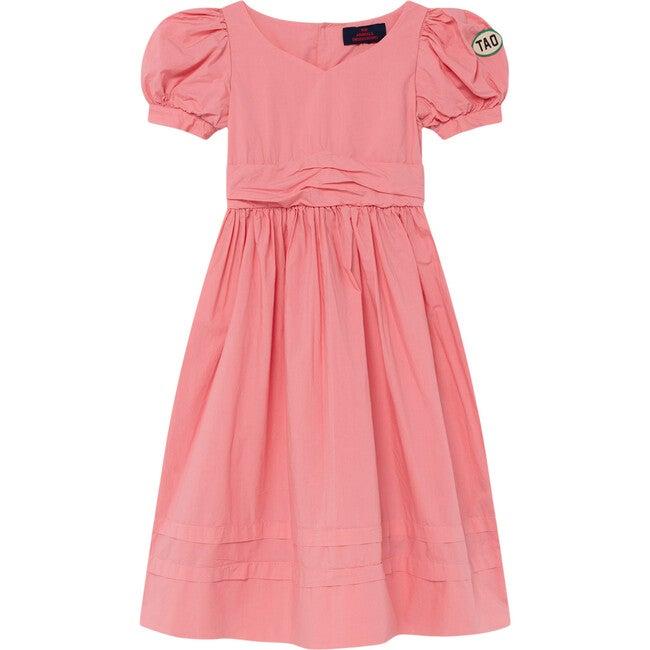 Peacock Dress, Pink Tao