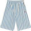 Buffalo Shorts, White Stripes - Shorts - 1 - thumbnail