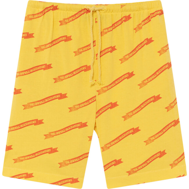 Mole Shorts, Soft Yellow Ribbons