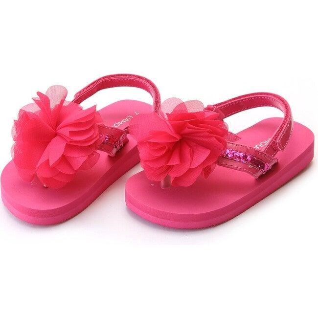 Kimberly EVA Glitter Flip Flop, Fuschia