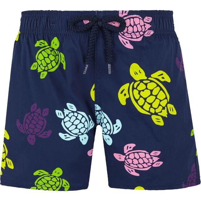 Multi Turtles Superflex Jirise Swim Trunk