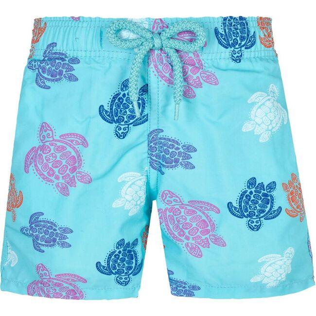 Multicolor Turtles Jim, Turquoise