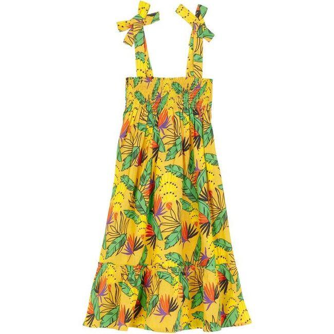 Go Bananas Gloss Dress, Curry