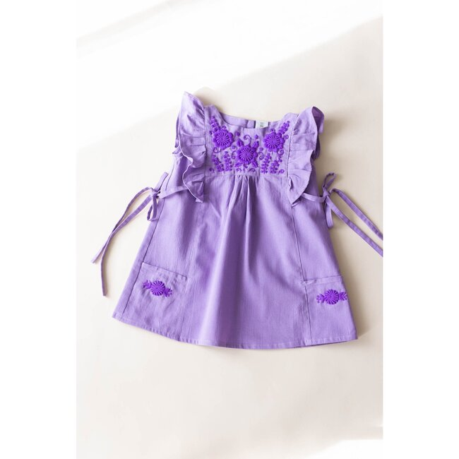 Lola Dress, Uva
