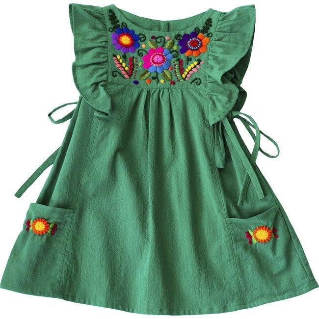 Arcoiris Dress, Limon
