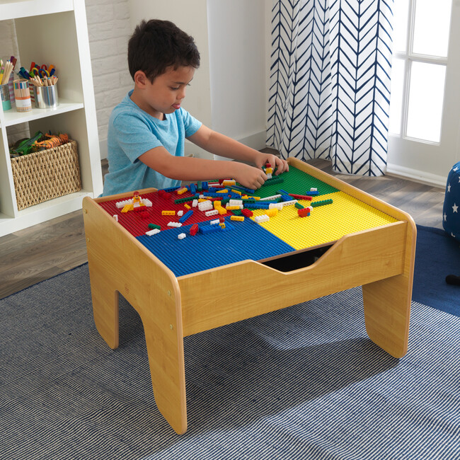 2-In-1 Activity Table With Board