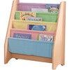 Sling Bookshelf, Pastel - Bookcases - 1 - thumbnail