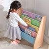 Sling Bookshelf, Pastel - Bookcases - 5