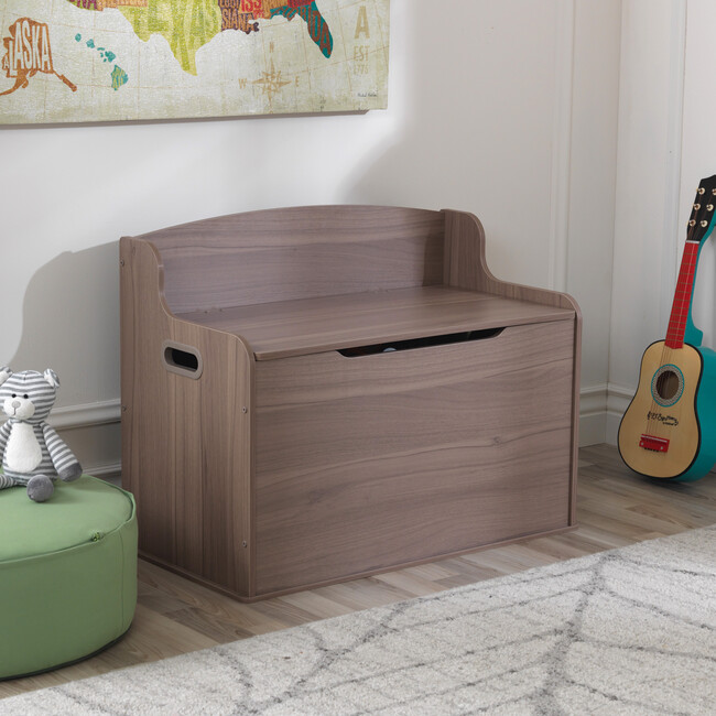 Fill With Fun Toy Box, Rustic Gray