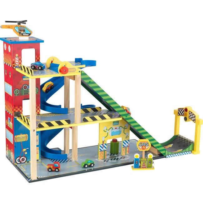 Mega Ramp Racing Set