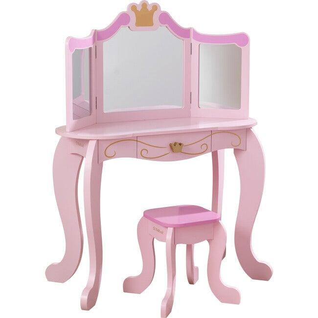 Princess Vanity & Stool