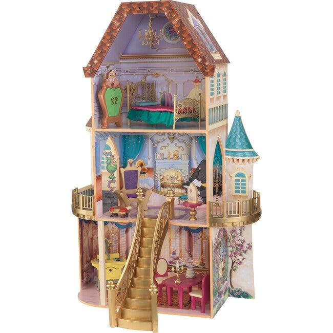 Belle Enchanted Dollhouse