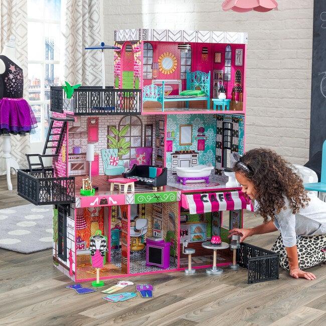 Brooklyn'S Loft Dollhouse