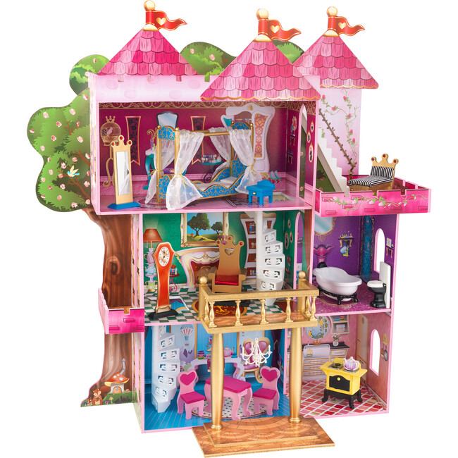 Storybook Mansion