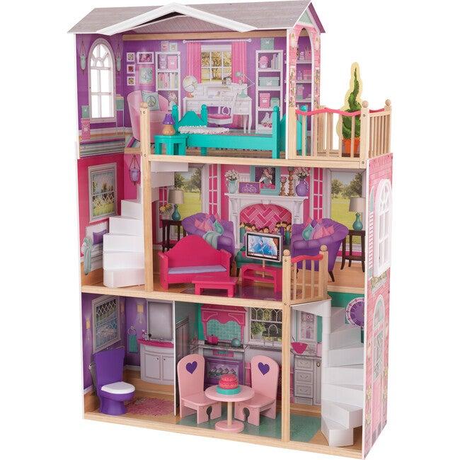 Elegant 18 In Doll Manor