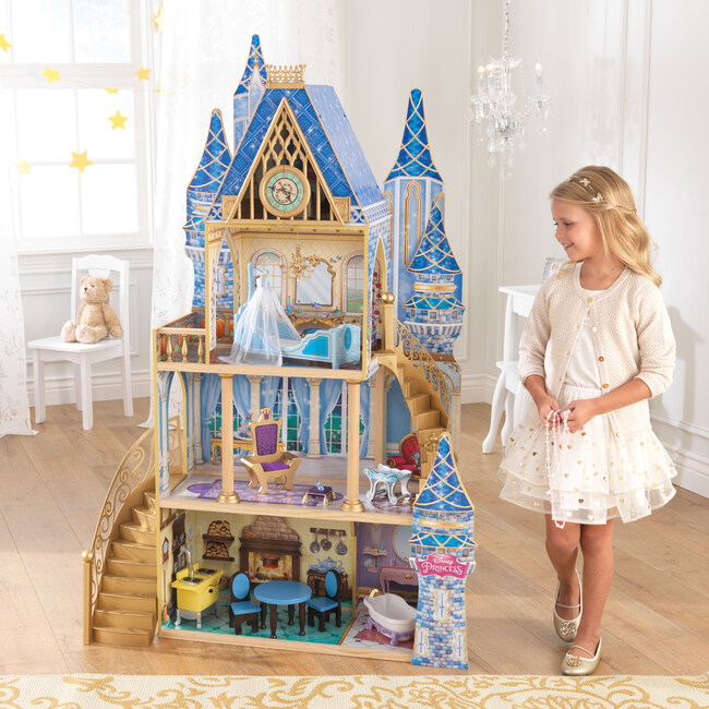 Disney Princess Royal Dream Dollhouse