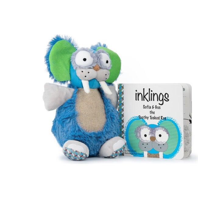 Gus Soft Toy & Infant Novel Set