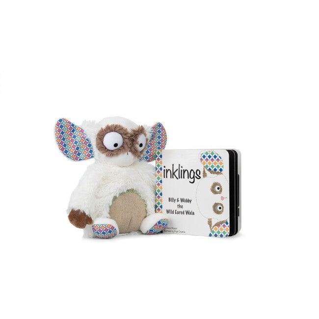 Wobby Soft Toy & Infant Novel Set